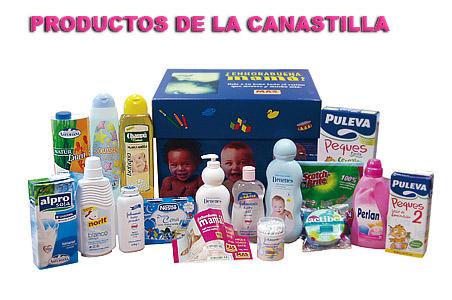 Canastilla Mas.La Cesta De Supermercado Mas Canastillas Bebe Gratis
